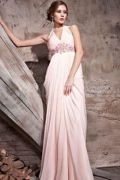 Pink Satin Strapless Evening Dresses - Order Link: http://www.theweddingdresses.com/pink-satin-strapless-evening-dresses-twdn4271.html - Embellishments: Beading; Length: Floor Length; Fabric: Satin; Waist: Natural - Price: 170.2332USD