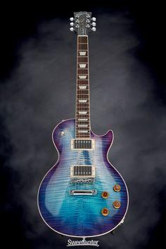 Gibson Les Paul Standard Blueberry Burst (2017)