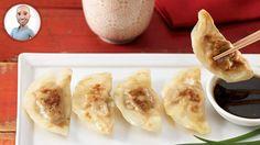 Dégustez ces délicieux raviolis au porc et aux crevettes de Stefano Faita