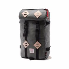 The classic Klettersack. An ideal travel companion, workmate or pack mule for the daily hike in the hills. Topo uses 1000D Cordura® for the exterior and coated