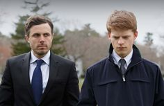 Manchester By The Sea (2016) - Casey Affleck, Lucas Hedges