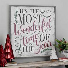 Christmas Signs Wood, Holiday Signs, Christmas Porch, Christmas Balls, Rustic Christmas, All Things Christmas, Christmas Holidays, Christmas Plaques, Diy Christmas Wall Decor