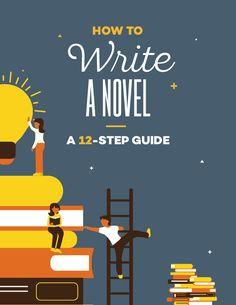 How to Write a Novel PDF Cover