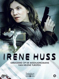 Irene Huss. Swedish TV series based on the novels written by Helene Tursten.