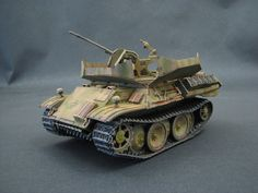 Leopard 3cm Flak - Custom-Scales Webseite!