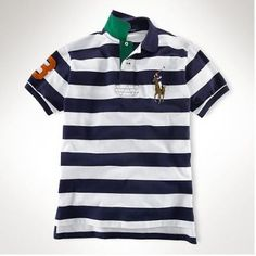 Ralph Lauren Men Short Sleeve Polo look combines a well-worn feel with an aspirational sensibility. Ralph Lauren Men Short Sleeve Polo for men is a true symbol of the preppy lifestyle. Buy you favourite and cheap Ralph Lauren Men Short Sleeve Polo online shop with fast shipping and best service.