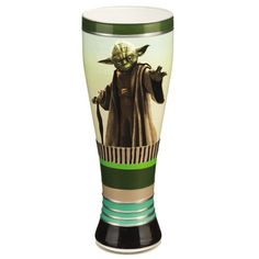 The Star Wars Yoda 20 oz. Hand Painted Glass is a hand painted glass perfect 016d29ca764