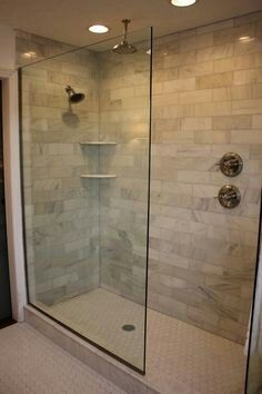 30 Ideas For Using Subway Tile In A Shower | Barndominium | Pinterest |  Subway Tiles, 30th And Tile Ideas