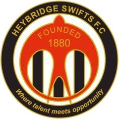 1880, Heybridge Swifts (England) #HeybridgeSwifts #England #UnitedKingdom (L16828)