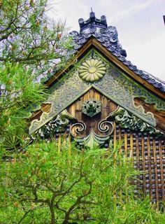 Kyoto : Nijo-jô, le château au parquet chantant | #Voyage #Travel #Japon                                                                                                                                                                                 Plus