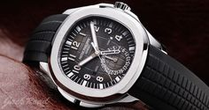PATEK PHILIPPE  Aquanaut Travel Time / Ref.5164A
