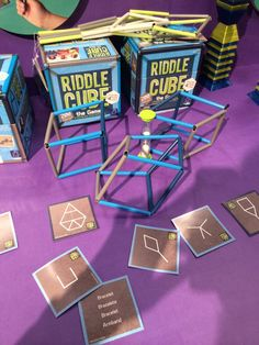Guess which great game made PopSugar's Top Toys of Toy Fair list? RiddleCube - that's who!