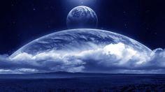 free desktop backgrounds for planet rise, 279 kB - Langston Cook