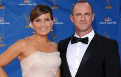 Mariska and Chris get married Strapless Dress Formal, Formal Dresses, Shape Magazine, Got Married, Actors & Actresses, The Cure, Hair Beauty, Skin Care, People