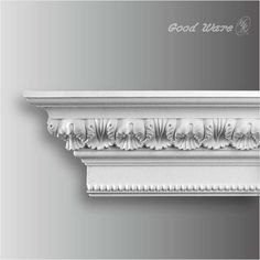 Acanthus Leaf Mouldings, European Style Decor, Home & Wall Decor, H&K Goodware produce green interior design materials, We own and operate factories Cornice Moulding, Moldings, Crown Molding, Green Interior Design, Classic Interior, Kitchen Cornice, Stage Set Design, Victorian Kitchen, Dream House Interior