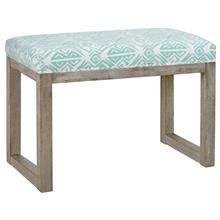 Ethnic Pattern Bench with Wood Base Living Room Bench, Living Room Furniture, Dining Bench, Furniture Decor, Modern Furniture, Ethnic Patterns, Stylish Home Decor, Ottoman Bench, Window Coverings