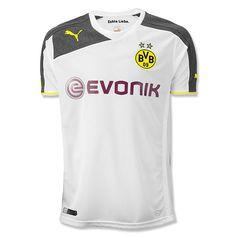 BVB-Ausweichtrikot 2014/15 (kurzarm) jetzt online bestellen!