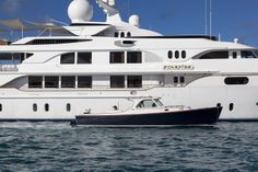 MY STARFIRE - 178' Benetti #superyacht that defines both elegance and #luxury. Available for #charter in the Caribbean and the Mediterranean.