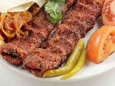 Chicken Sheek Kebabs