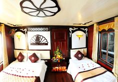 Family Triple Cabin - Ha Long Bay  pystravel.com