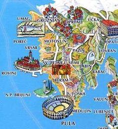 Kamperen door Kroatië – leer Istrië kennen in 8 dagen - Kroatische Camping Vereniging