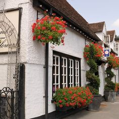 The Hand and Flowers | Marlow