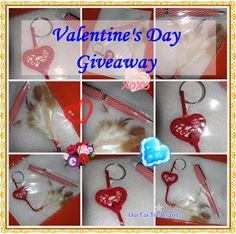 Gone To Texas: Valentine's Day Giveaway