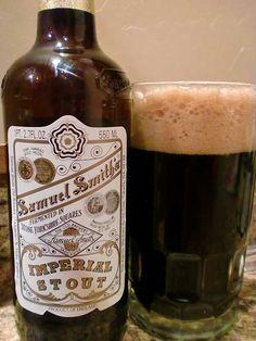 Bob's Brew and Liquor Reviews: Samuel Smith's Imperial Stout