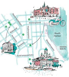 Helsinki A to Z: A Guide to the City's Shopping, Food, and More : Condé Nast Traveler