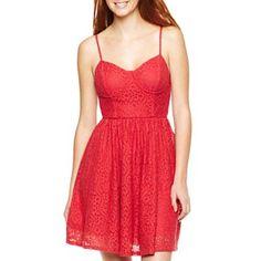 Arizona Lace Dress - jcpenney