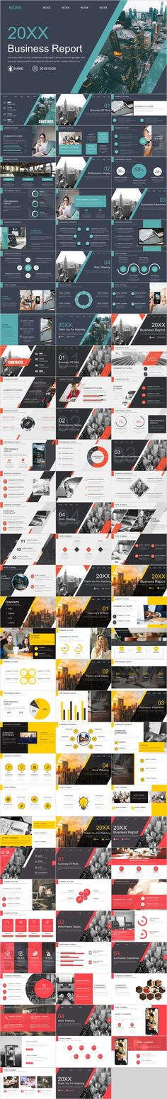4 in 1 city report slides template – The highest quality PowerPoint Templates and Keynote Templates Free Powerpoint Presentations, Simple Powerpoint Templates, Professional Powerpoint Templates, Keynote Template, Infographic Powerpoint, Best Business Plan, Start Up Business, Web Design, Design Ideas