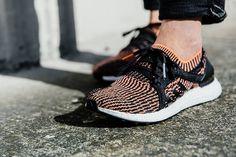 "#NEED: adidas Women's Ultraboost X in ""Core Black/Glow Orange"" - MISSBISH | Women's Fashion Fitness & Lifestyle Magazine"