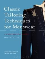Classic Tailoring Techniques for Menswear is one of the best books on the subject. I have this on pre-order, it should be here in time for my Birthday.