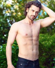 Turkish Men, Turkish Fashion, Turkish Actors, Ginger Boy, Vogue Men, Good Looking Men, Muscle Men, Perfect Body, Gorgeous Men