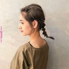 簡単ヘアアレンジLALAさんはInstagramを利用しています:「簡単ヘアアレンジ*  -素敵なヘアアレンジをご本人様からの掲載許可を頂いてRepostでご紹介させていただきます!-   LALAヘアアレンジ ( updo ) in 2019   Hair Unique Hairstyles, Wedding Hairstyles, Hair Arrange, Hair Setting, Hair Reference, Grunge Hair, Face Hair, Hair Inspo, Natural Hair Styles