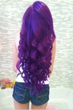 I would never do this but this is pretty!