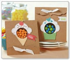 New CTMH Candy Cards!