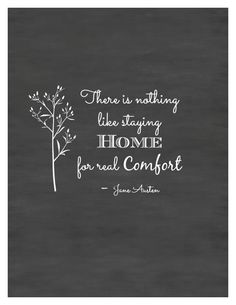 Jane Asten Home Quote Branch #freeprintable #freeprintables #freeartprint
