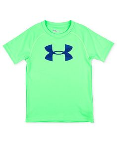 Ralph Lauren Bright Green Large Pony Polo T Shirt Green - Boys ...
