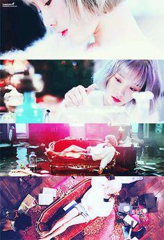 テヨン『RAIN』☂ 複数合体gif - Taeyeon Candy News ☺ Snsd #taeyeon #snsd