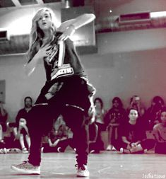 dance dancing girl perfect style girly chachi gonzales t-shirt #gif from #giphy
