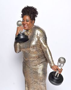 For further inspiration, here she is being a lot of things Hollywood says you can't be: dark-skinned, curvy — and victorious.   In Praise Of Loretta Devine, A Dreamgirl Above All Others