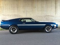 1971 Ford Mustang, Ford Mustangs, Mustang Cars, Vintage Mustang, Ford Lincoln Mercury, Shelby Gt500, Pony Car, Unique Cars, American Muscle Cars