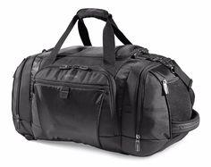 """Samsonite Tectonic 2 Convertible Sport 26"""" Duffel Bag / Backpack Duffel - New #Samsonite #DuffleGymBag"""