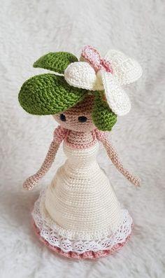 Balerina, Crochet Dolls, Crochet Projects, Mini, Crafts For Kids, Crochet Patterns, Teddy Bear, Christmas Ornaments, Knitting