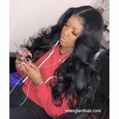 Rabake Brazilian Body Wave Hair 3 Bundles With Closure Grade Brazilian Virgin Hair Wavy Human Hair Bundles With off promotion factory cheap price,DHL worldwide shipping, store coupon available. My Hairstyle, Wig Hairstyles, 1920s Hairstyles, Frontal Hairstyles, Fashion Hairstyles, Black Girls Hairstyles, Pretty Hairstyles, Amazing Hairstyles, Curly Hair Styles