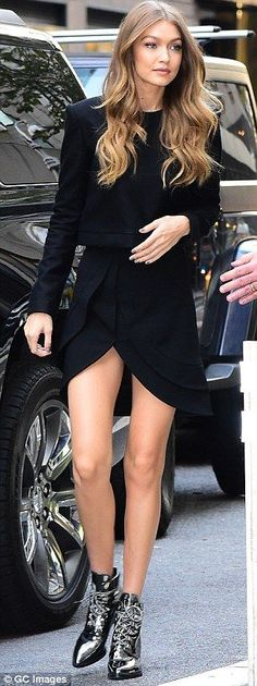 ♡♡Fashion Flare♡♡: 7 Times Gigi Hadid Showed That She Is A Fashion Guru