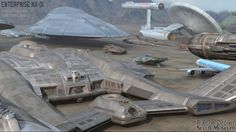Pierre Drolet Sci-Fi Museum - StarShip