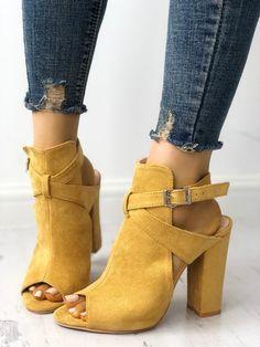 Shop Cutout Criss Cross Strap Peep Toe Heels right now, get great deals at Joyshoetique. Source by Lace Up Heels, Peep Toe Heels, Pumps Heels, Stiletto Heels, High Heels, Red Heels, Work Heels, Jeans Heels, Cute Shoes