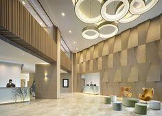 Hotel Lobby, The Harbourview, Wanchai, Hong Kong